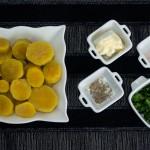 Ingredientes BataTa Doce Sauté