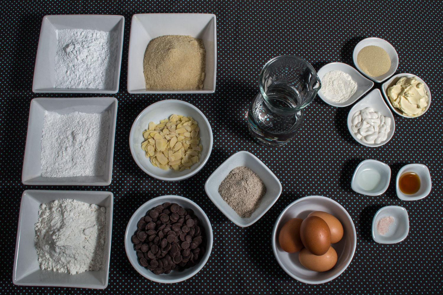 Ingredientes Colomba Pascal